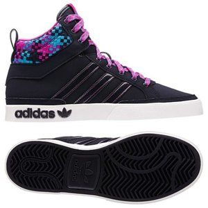 NEW adidas Women's Top Court Hi Friendship Sneaker